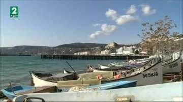Рибари от Балчик искат общината да изгради тържище за рибни продукти
