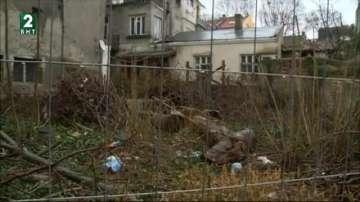 Жители на ул.Хан Омуртагвъв Варна обжалват план за строеж върху бивша градинка