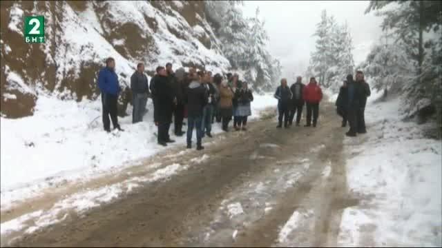 Жителите на велинградските села Абланица, Магерово и Цветино заявиха готовност