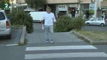 Гласът на града - Йонко Иванов. Имат ли права пешеходците на пешеходната пътека?