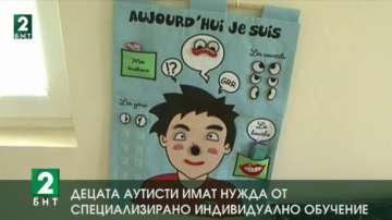 НДК светва в синьо в Световния ден за информираност за аутизма