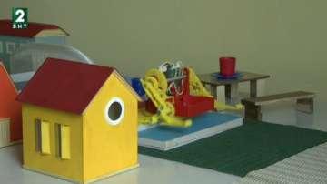 Хуманоиден робот помага на деца със специални образователни потребности