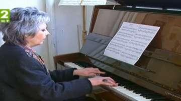 Пловдивско читалище получи дарение две пиана