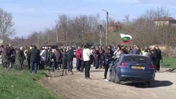 Шест врачански села протестират заради разбит път