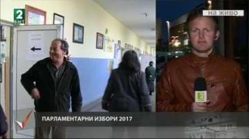Как протече изборният ден в Благоевград