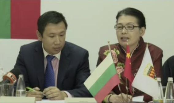Възможностите за партньорство и китайски инвестиции обсъждаха в Бобов дол.