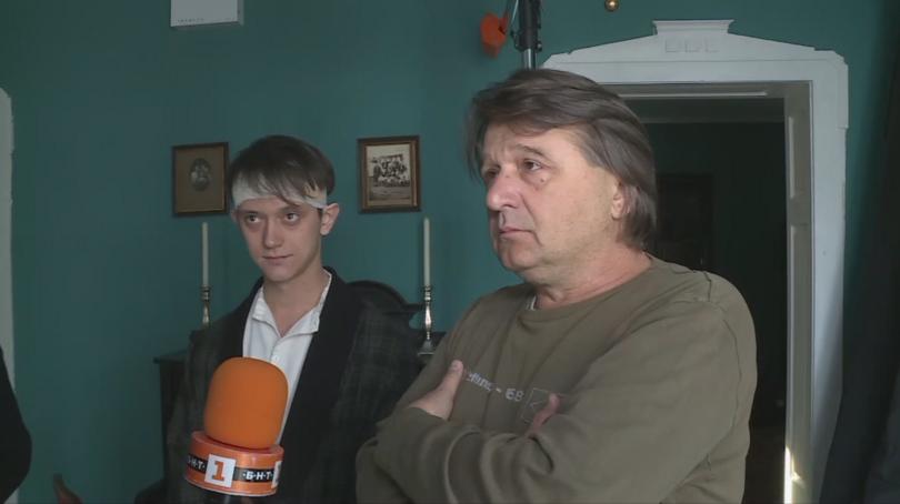 """В Русе вървят снимките на нов български игрален филм. """"Боби"""