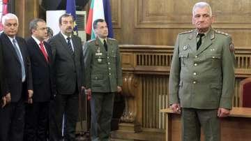 Новият началник на отбраната встъпи в длъжност
