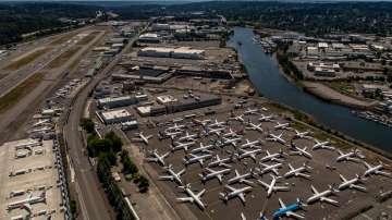 Загубите на Боинг заради 737 Max до момента възлизат на 9 милиарда долара