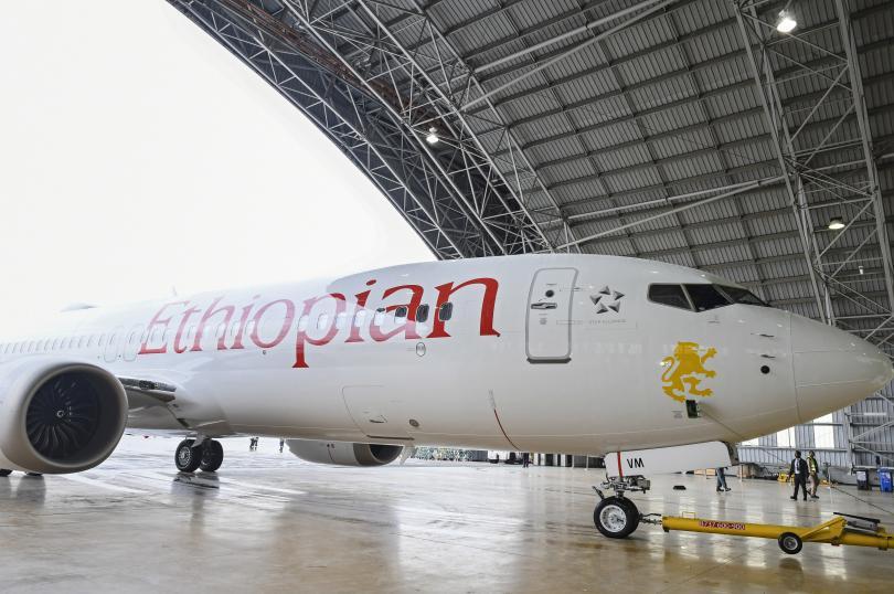 китай спря полетите боинг 737 макс