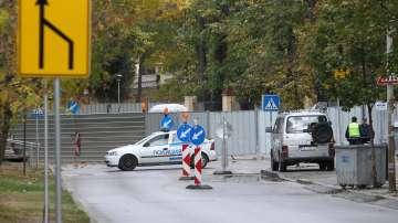 Евакуация и блокирано движение в центъра на София заради 200-килограмова бомба