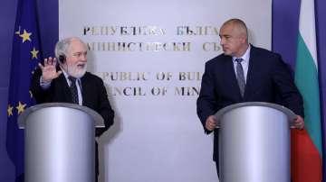 Мигел Канете: ЕК ще подкрепи изграждането на газов хъб Балкан