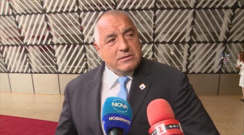 Премиерът Бойко Борисов свиква коалиционен съвет за обсъждане на темата