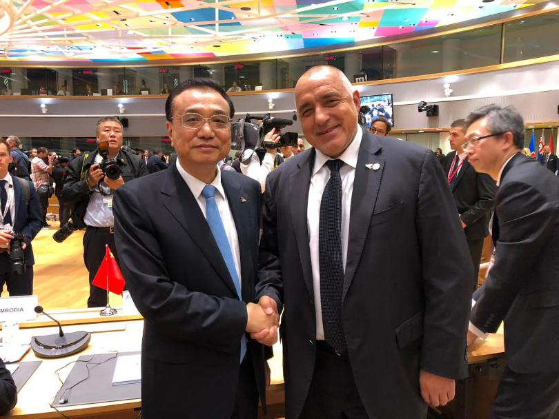 Премиерът Бойко Борисов участва в официалното откриване на 12-ата среща