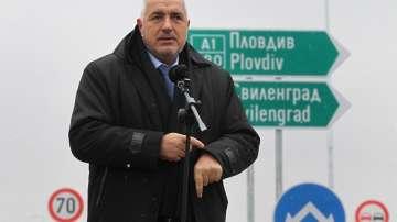 Премиерът Борисов: Има голям интерес към вътрешната ни политика