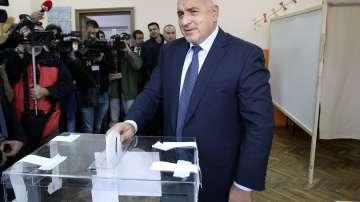 Премиерът Борисов: ГЕРБ няма да участва във властта, ако днес загуби изборите