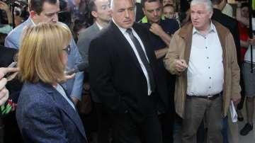 Премиерът Борисов: Загубихме прекрасен летец
