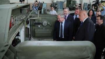 Завод Терем ще участва в производство на нова бойна машина за пехотата