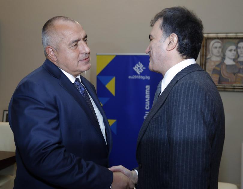 Стабилното и устойчиво развитие на отношенията между България и Турция