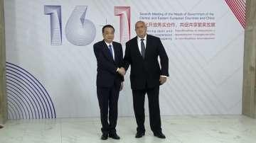 Премиерите на България и Китай откриват Срещата на върха 16+1 в София
