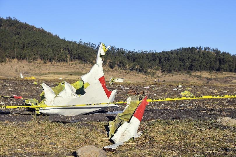 Пилотът на самолета Боинг 737 Max, който се разби в