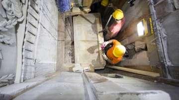 Археолози отвориха гроба на Исус Христос в Йерусалим