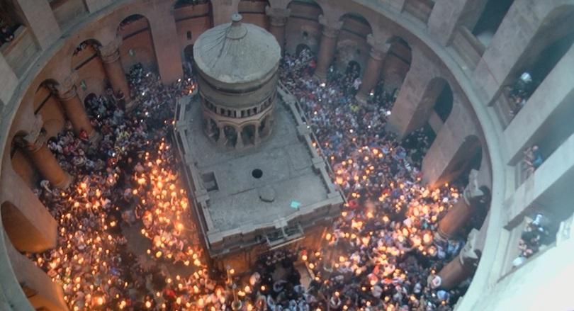 По традиция Българската национална телевизия ще излъчи запалването на Благодатния
