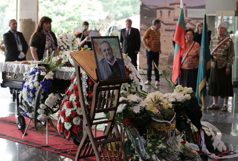 Последно сбогом: Простихме се с историка проф. Божидар Димитров