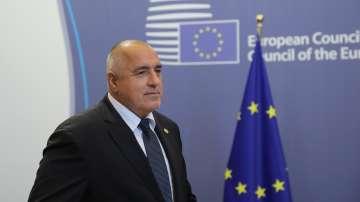 Борисов в Брюксел: Миграционният натиск към България идва от гръцката граница