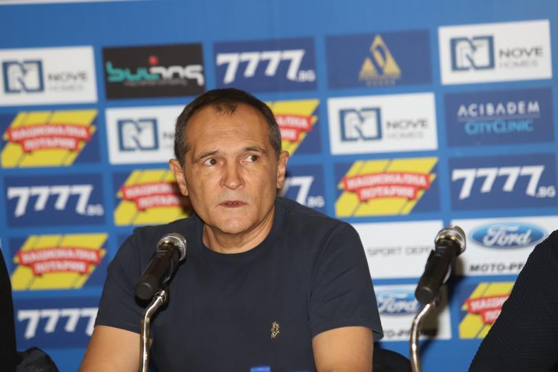 За втори път в рамките на четири дни Васил Божков