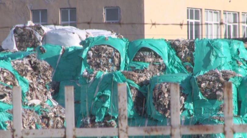 Продължава разследването за намерените 9 000 тона отпадъци, внос от
