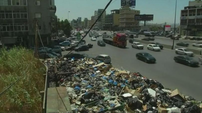 """Бейрут. Някогашната """"перла в короната"""" на арабския свят. През 80-те"""