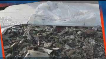 Образуваха досъдебно производство заради открития в Плевен боклук от Италия