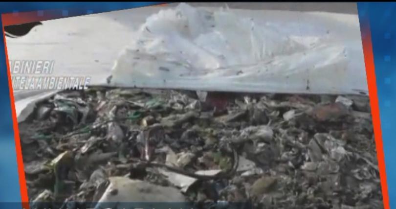 Мащабна акция срещу незаконното съхранение и обработка на боклук на