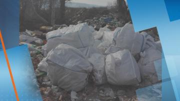Започнаха проверки заради боклука при р. Чая