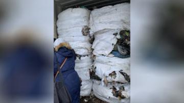 Продължават проверките на съмнителния боклук на пристанище Варна Запад