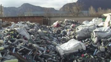 Площадката във Враца, на която е складиран боклук от Италия, не е лицензирана