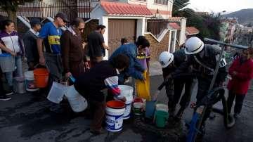 Боливийският президент Ево Моралес участва в ритуални молитви за дъжд