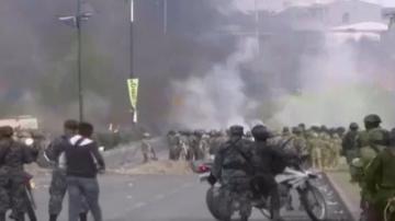 Най-малко петима загинали след размирици в Боливия