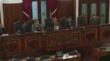 Боливия има временно изпълняващ длъжността президент