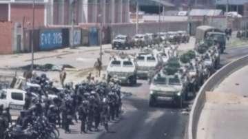 Най-малко трима души са убити при сблъсъци в Боливия