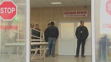 Всички пострадали, настанени в Шуменската болница, са в стабилно състояние