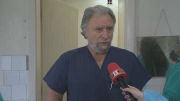 Ремонт на отделението по акушерство и гинекология на болницата в Перник