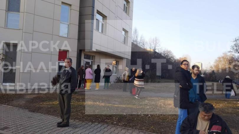 снимка 1 Сигнал за бомба в частна пловдивска болница