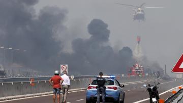Повечето българчета, пострадали при взрива в Болоня, са изписани от болница