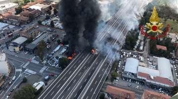 Ранените край Болоня българчета са настанени в болница без опасност за живота