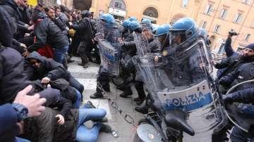 Болоня срещу възраждането на неофашизма в Италия