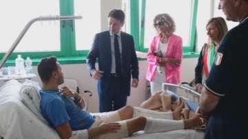 Завърнаха се българчетата, ранени при инцидента в Болоня на 6 август