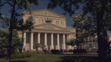 Български балет на сцената на Болшой театър в Москва