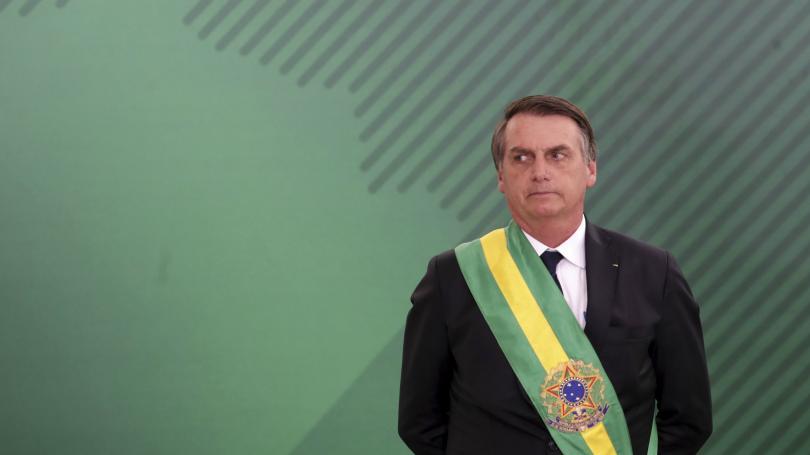 Изказванията на новия десен президент на Бразилия Жаир Болсонаро, че